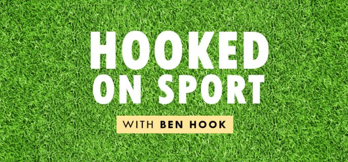 Hook edon Sport Podcast with Ben Hook