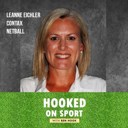 Leanne Eichler Hooked on Sport